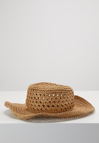ONLY - ONLCATHRINE HAT - Hatte - natural - 3