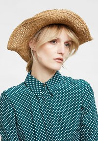 ONLY - ONLCATHRINE HAT - Hatte - natural - 1