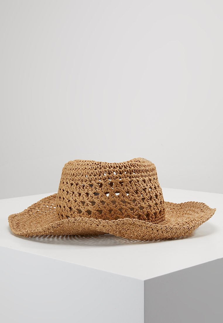 ONLY - ONLCATHRINE HAT - Hat - natural
