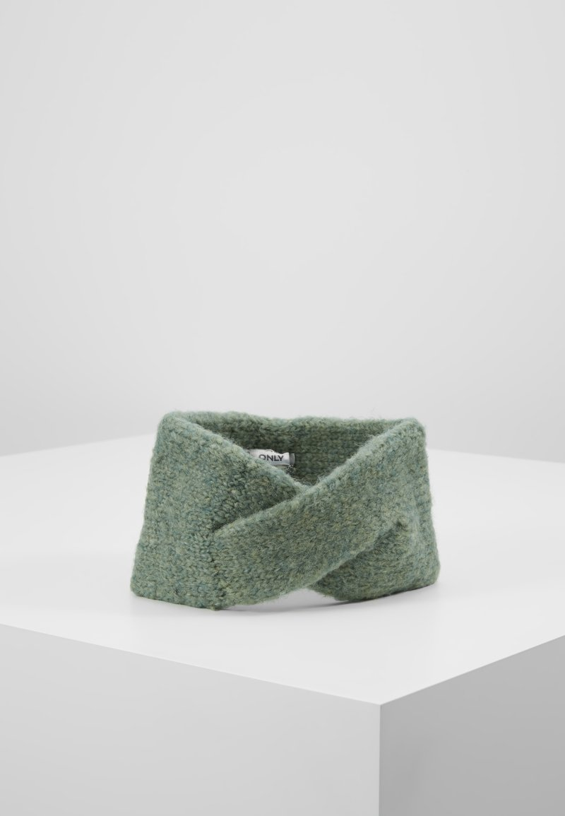 ONLY - ONLCINDY HEADBAND - Oorwarmers - chinois green
