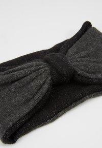 ONLY - Paraorecchie - dark grey melange/black - 4