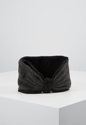 Cache-oreilles - dark grey melange/black