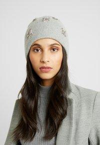 ONLY - Hat - light grey melange - 1