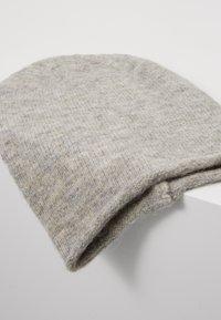ONLY - Hoed - light grey melange - 4