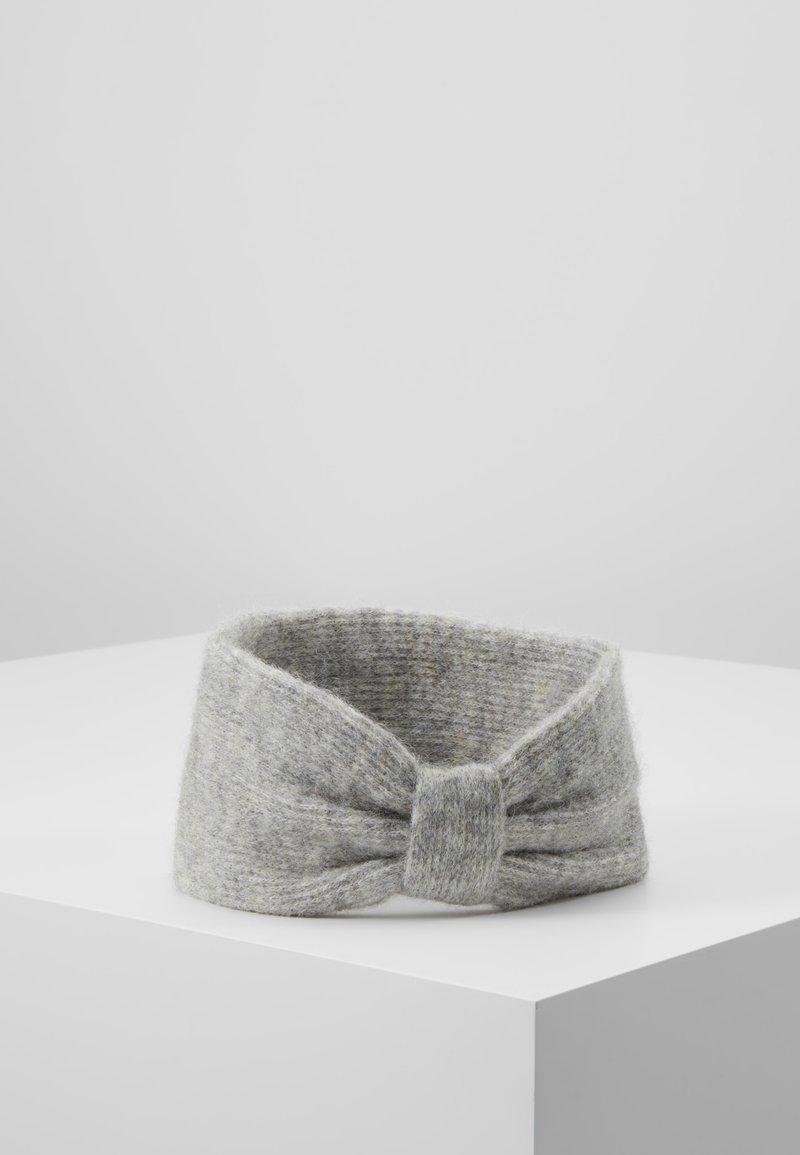 ONLY - Ear warmers - light grey melange