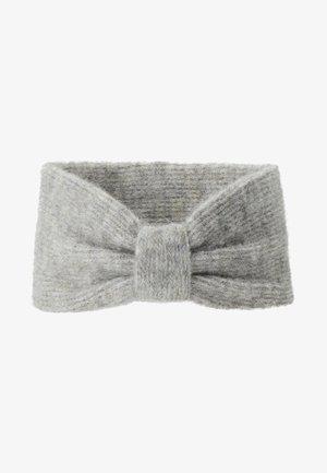 Ear warmers - light grey melange