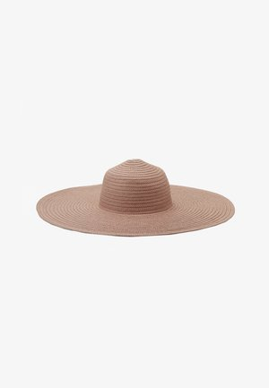 ONLMANILLA BIG STRAW HAT - Hatt - lotus