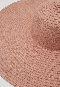 ONLY - ONLMANILLA BIG STRAW HAT - Hoed - lotus - 2