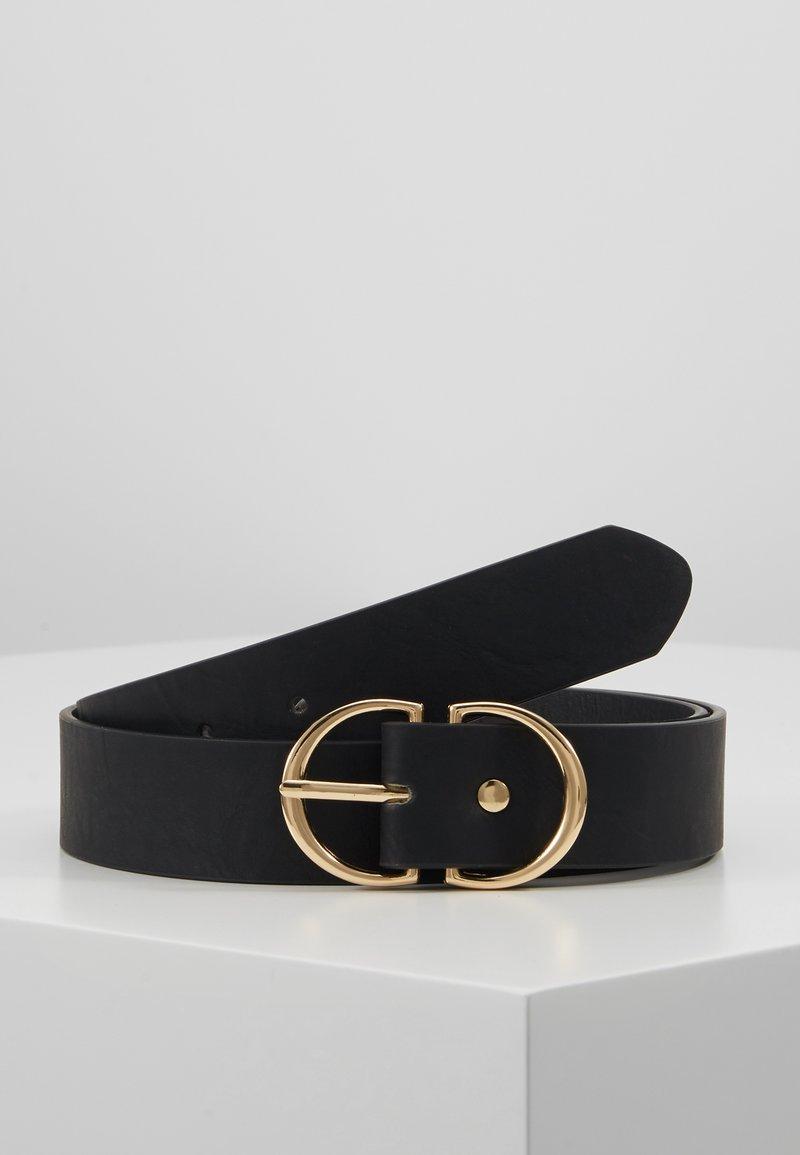 ONLY - ONLMAY ZANNE JEANS BELT - Belt - black/gold