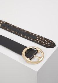 ONLY - ONLSOPHIA JEANS BELT - Belt - black - 3