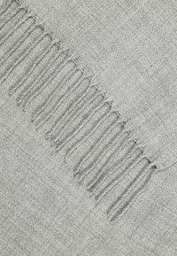 ONLY - Halsduk - light grey melange - 2