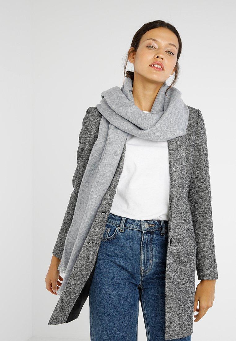 ONLY - ONLSILJA SCARF  - Sjal / Tørklæder - light grey melange