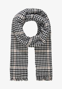ONLY - ONLSIA WEAVED SCARF  - Sjaal - misty rose/black/cloud dance - 1