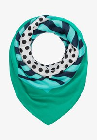 ONLY - ONLNICE PRINT SCARF - Foulard - simply green - 1