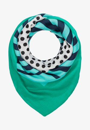 ONLNICE PRINT SCARF - Skjerf - simply green
