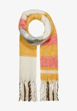 Scarf - golden yellow