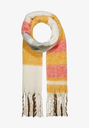 Sjaal - golden yellow