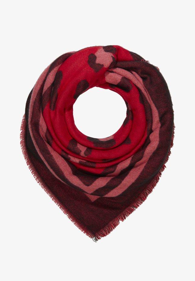 Bufanda - chinese red