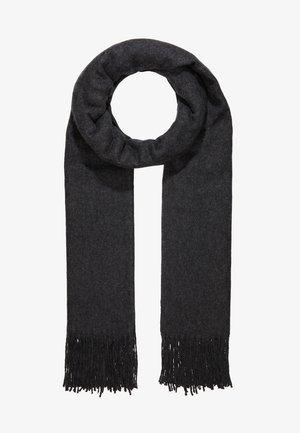 Šála - dark grey melange
