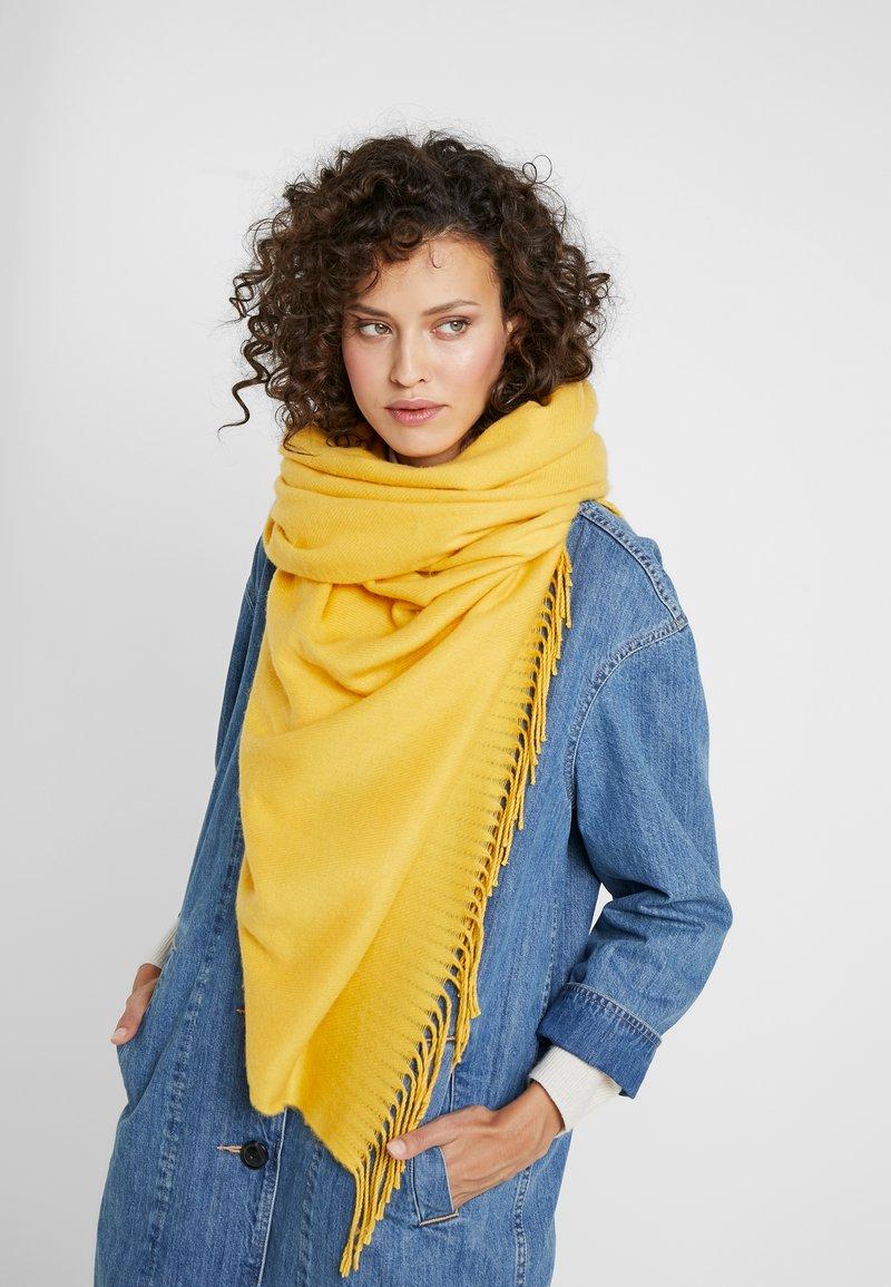 ONLY - Šála - yolk yellow