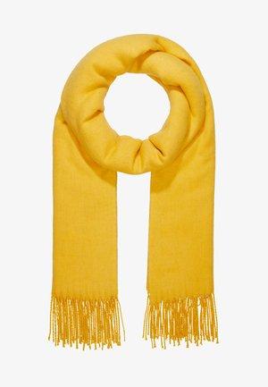 Szal - yolk yellow