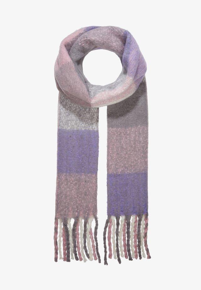Bufanda - aster purple