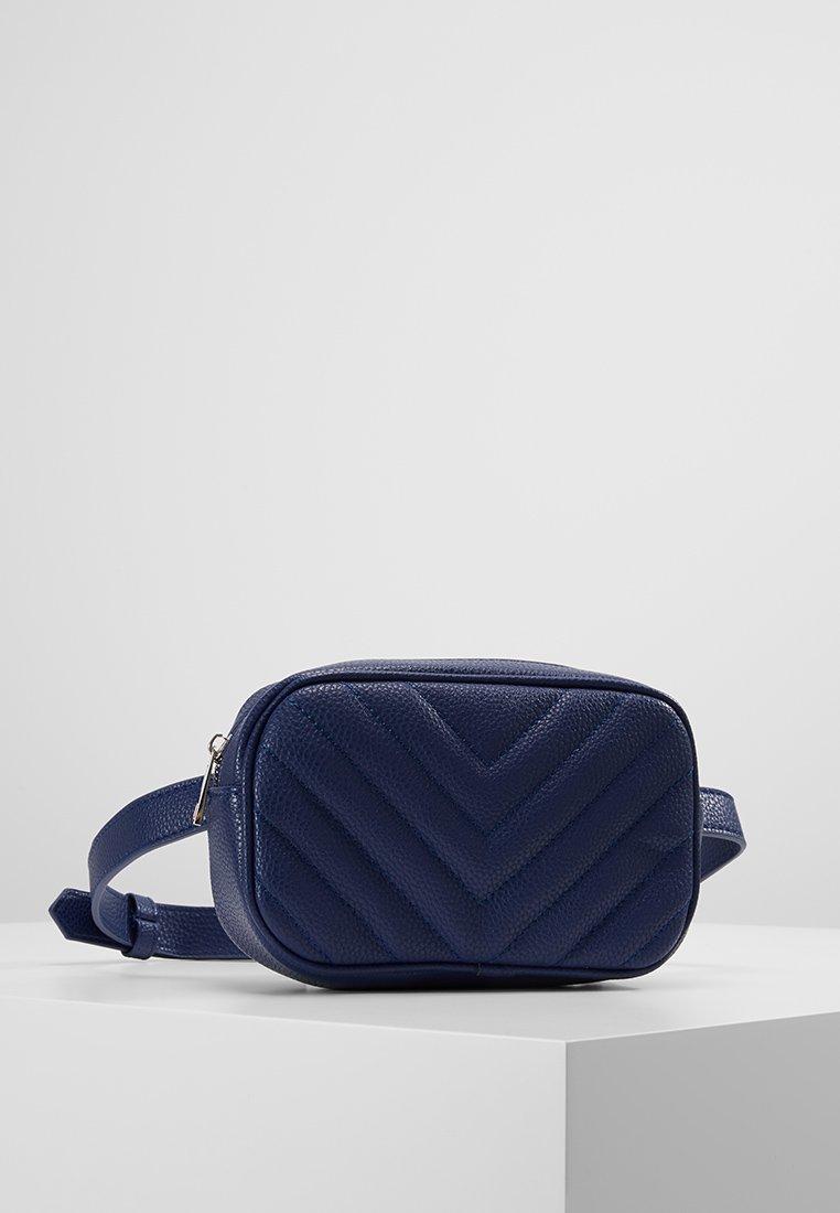 ONLY - ONLZAG BELT BUMBAG - Bæltetasker - medieval blue