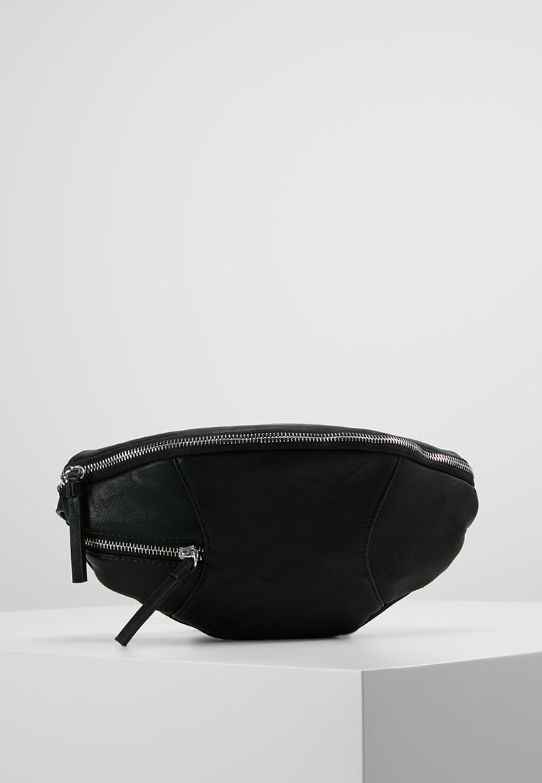 ONLY - ONLZIPPER BUMBAG - Heuptas - black