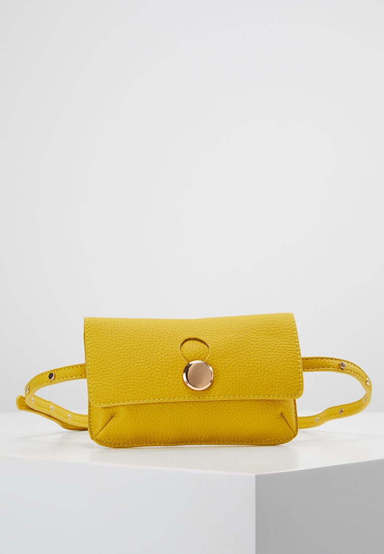 ONLY - ONLADIA CROSSBODY  BAG - Gürteltasche - lemon