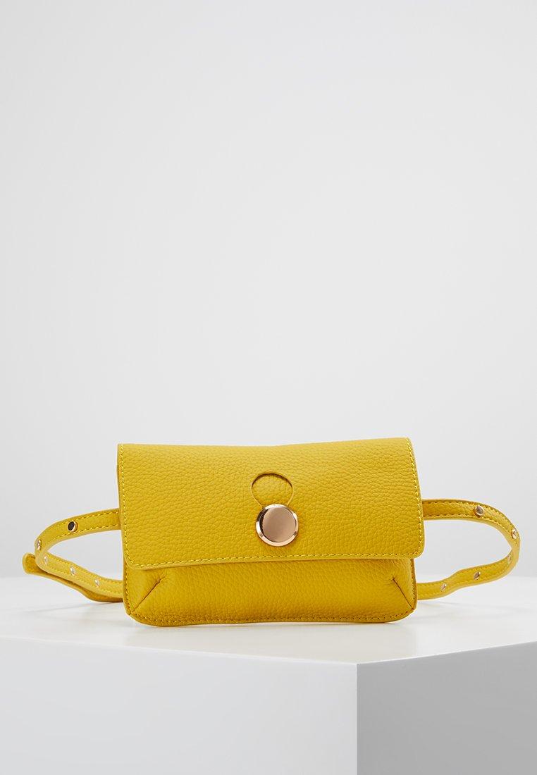 ONLY - ONLADIA CROSSBODY  BAG - Bum bag - lemon