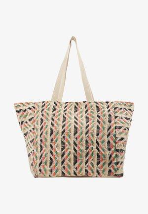 ONLMARS BEACH SHOPPER - Shopping bag - cloud dancer