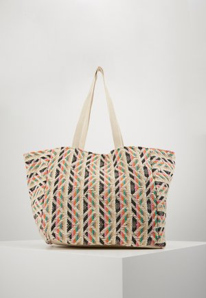 ONLMARS BEACH SHOPPER - Shopping bag - cloud dancer