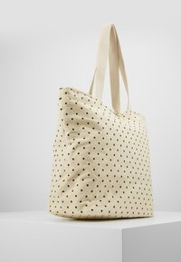ONLY - ONLELIA SHOPPER BAG - Shopping bags - cloud dancer/black - 2