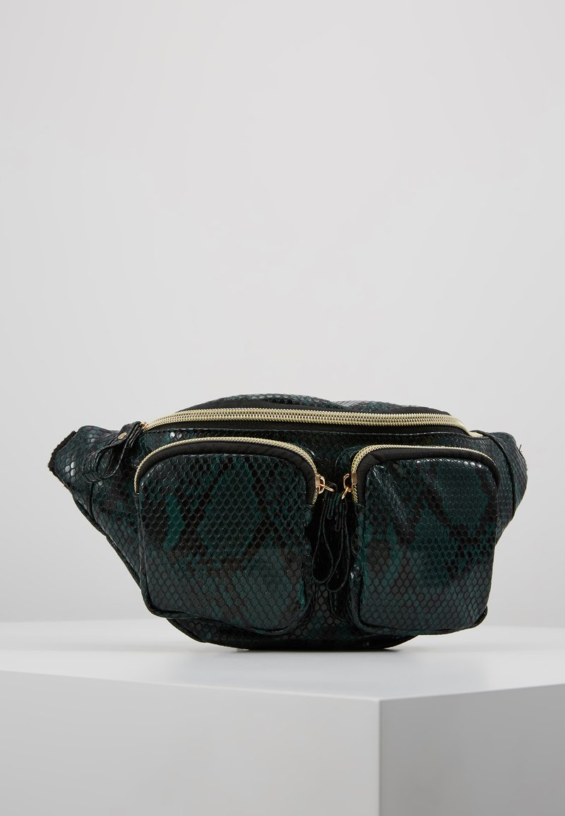 ONLY - ONLBALI BUMBAG - Bum bag - forest biome/green