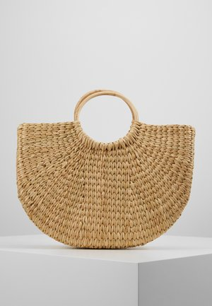ONLKENNA BEACH SHOPPER - Tote bag - natural