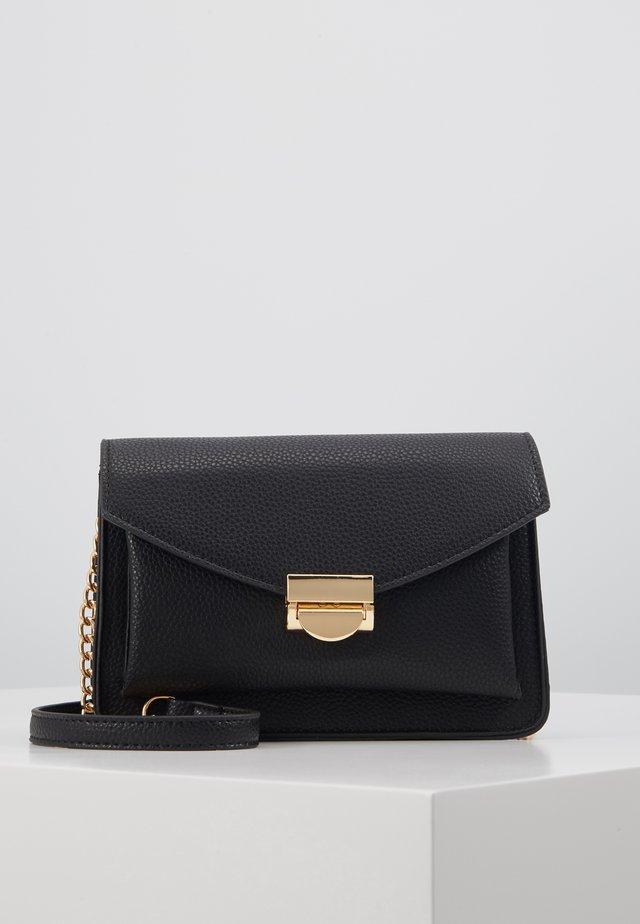 ONLVIGGA ZANNE CROSSOVER - Across body bag - black