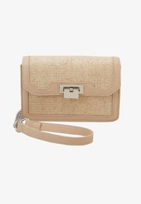 ONLY - ONLARIA CROSSOVER - Borsa a tracolla - beige - 1