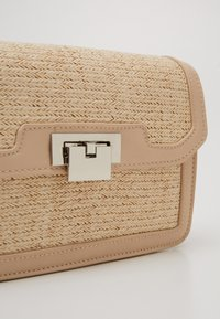 ONLY - ONLARIA CROSSOVER - Borsa a tracolla - beige - 2