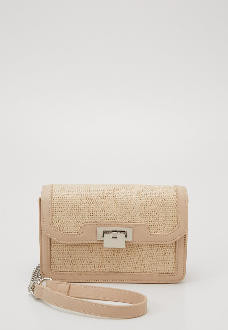 ONLY - ONLARIA CROSSOVER - Borsa a tracolla - beige