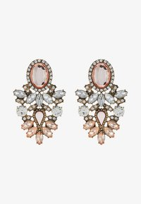 ONLY - ONLSAPPA STATEMENT EARRINGS - Øreringe - gold-coloured - 3