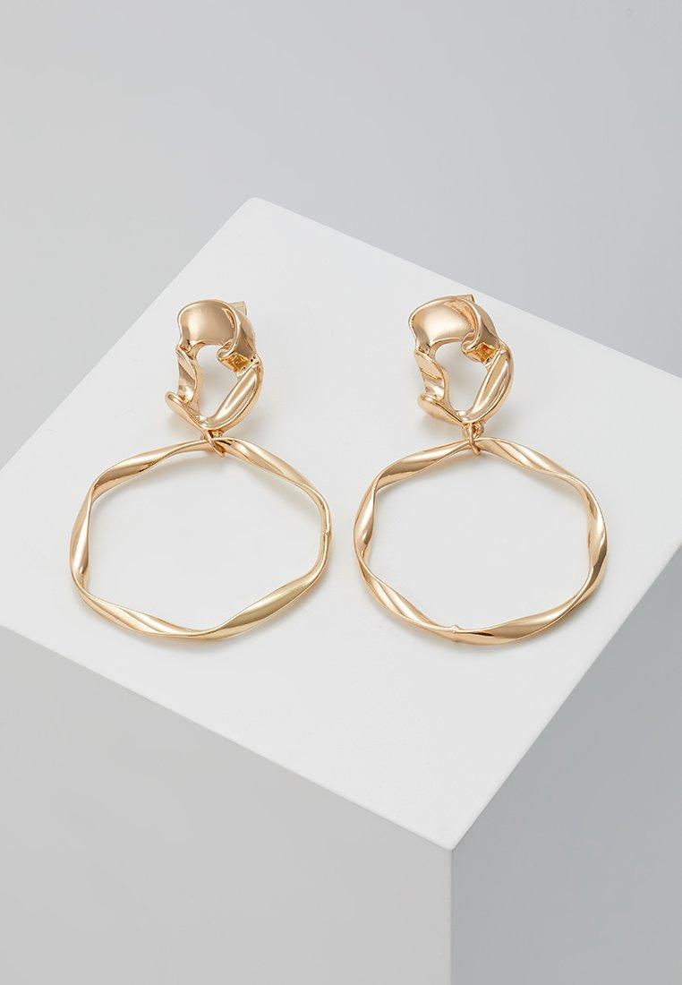 ONLY - ONLREMMY EARRING - Earrings - gold-coloured