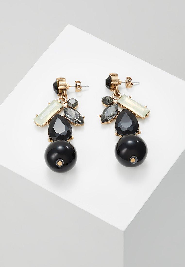 ONLY - ONLFEMME EARRINGS - Boucles d'oreilles - black