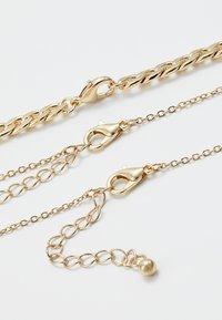 ONLY - ONLTHEA NECKLACE  3 PACK - Halskæder - gold-coloured - 2
