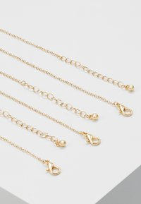 ONLY - ONLMONA NECKLACE 3 PACK  - Náhrdelník - gold-coloured - 2