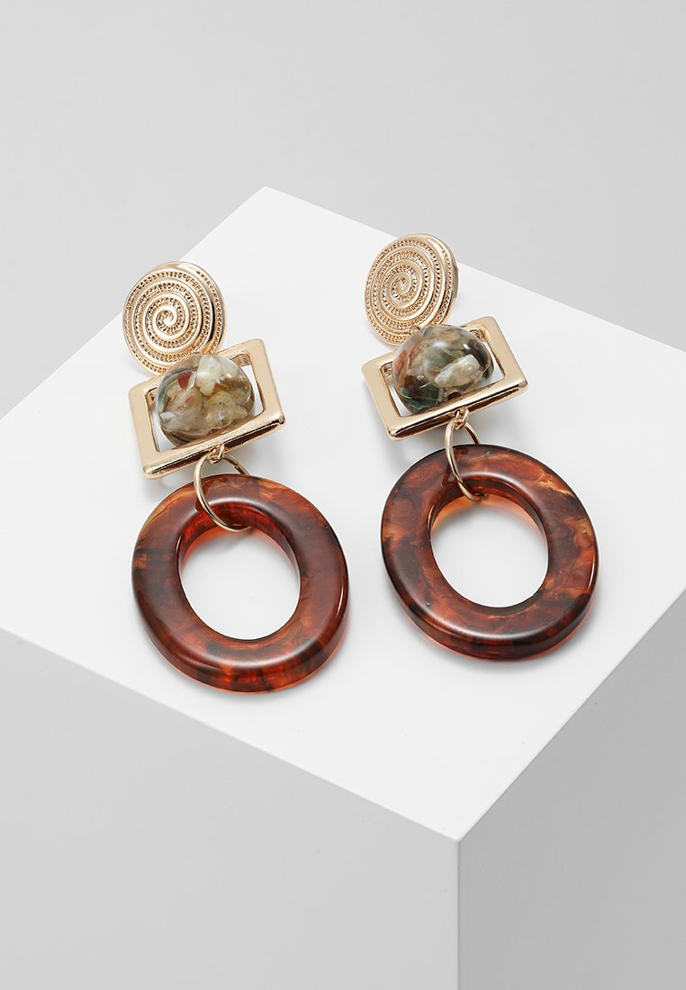 ONLY - ONLAMALIE EARRING - Earrings - gold-coloured