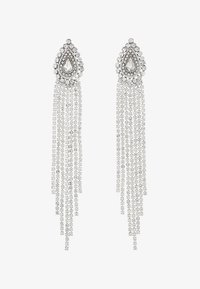 ONLY - ONLELLA EARRINGS - Oorbellen - silver-coloured