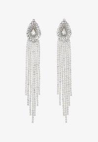 ONLY - ONLELLA EARRINGS - Earrings - silver-coloured - 3