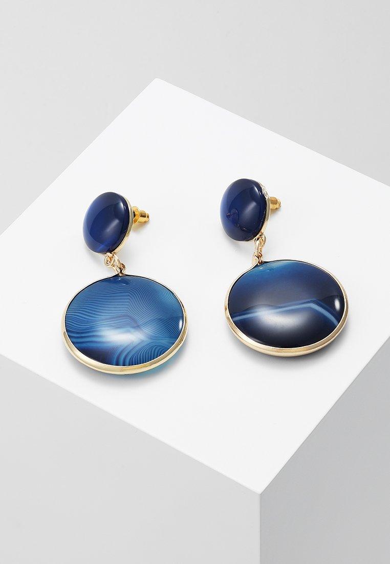 ONLY - ONLTALI EARRINGS - Náušnice - insignia blue