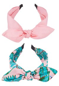 ONLY - ONLKATIE KNOTTED 2 PACK HAIRBAND - Haar-Styling-Accessoires - blush - 5