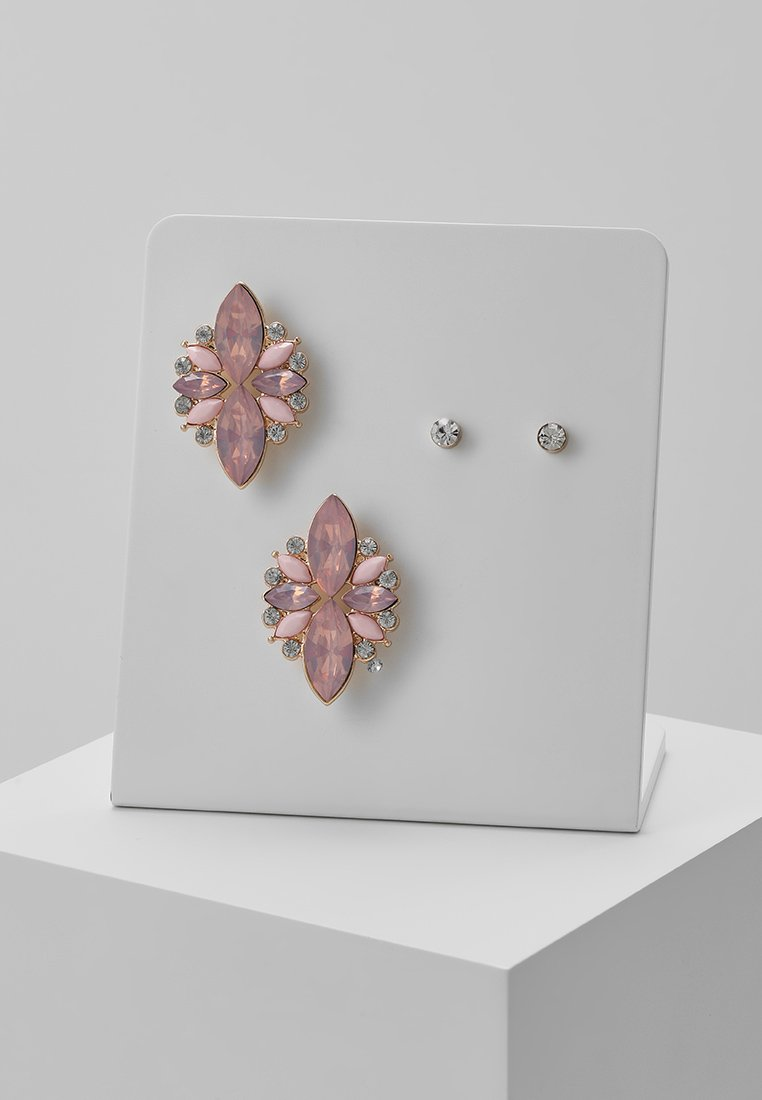 ONLY - ONLIRINA EARRING 2 PACK - Ohrringe - blush